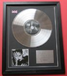 RIHANNA - Rated R CD / PLATINUM LP DISC